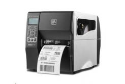 Zebra ZT230 ZT23043-T3E100FZ drukarka etykiet, 12 dots/mm (300 dpi), peeler, display, ZPLII, USB, RS232, LPT