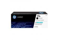 HP 17A, CF217A czarny (black) toner oryginalny