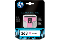 HP 363 C8775EE jasno purpurowy (light magenta) tusz oryginalna