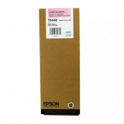 Epson T544600 jasno purpurowy (light magenta) tusz oryginalna