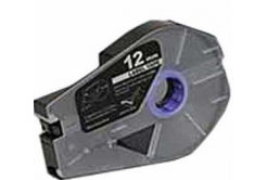 Taśma zamiennikCanon / Partex M-1 Std / M-1 Pro, 12mm x 30m, kazeta, stříbrná