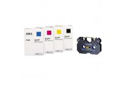 OKI toner oryginalny 41067601, cyan, OKI DP-5000