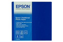 Epson S045050 Traditional Photo Paper, papier fotograficzny, satyna, biały, A4, 330 g/m2, 25 szt.