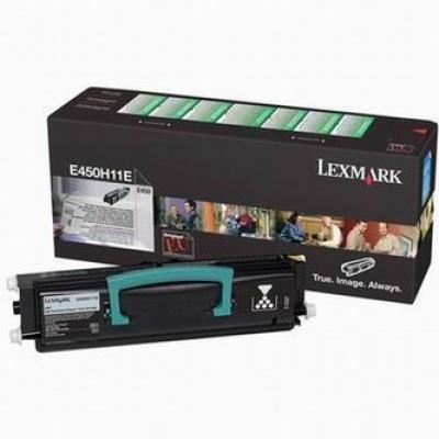 Lexmark E450H11E czarny (black) toner oryginalny