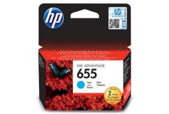 HP 655 CZ110AE błękitny (cyan) tusz oryginalna