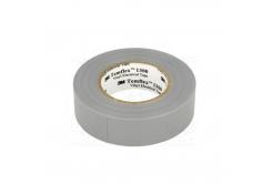 3M Temflex 1300 Elektroizolační páska, 15 mm x 10 m, šedá