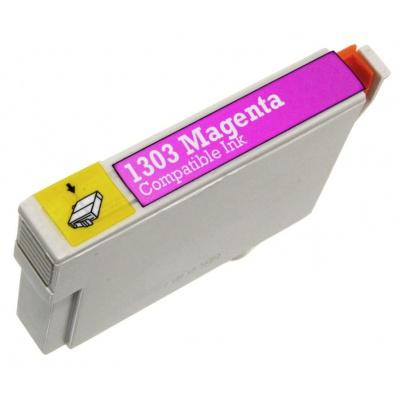 Epson T1303 purpurowy (magenta) tusz zamiennik