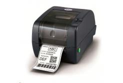 TSC TTP-345 TT drukarka etykiet USB/RS232/Centronics, 300 dpi, 5 ips, SD slot