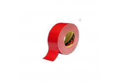 3M 389 taśma tekstylna klejąca 25 mm x 50 m, czerwona