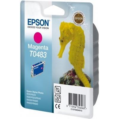 Epson T048340 purpurowy (magenta) tusz oryginalna