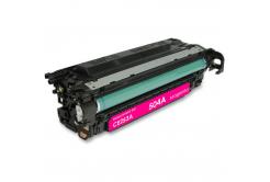 HP 504A CE253A purpurowy (magenta) toner zamiennik