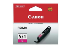 Canon CLI-551M purpurowy (magenta) tusz oryginalna