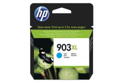 HP 903XL T6M03AE azurová (cyan) originální cartridge