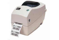 Zebra TLP2824 PLUS 282P-101121-040 TT drukarka etykiet, 203DPI, EPL, ZPL, RS232, USB, peeler (PEELER), 68MB FLASH, REAL TIME CLOCK