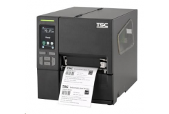 TSC MB240T 99-068A001-0302 drukarka etykiet, 8 dots/mm (203 dpi), disp., RTC, EPL, ZPL, ZPLII, DPL, USB, RS232, Ethernet, Wi-Fi
