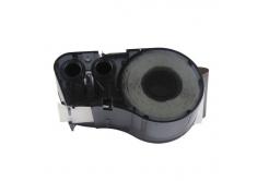 Brady M21-750-595-RD / 142801, vinyl, 19.05 mm x 6.40 m, czarny druk / czerwony podkład, taśma zamiennik