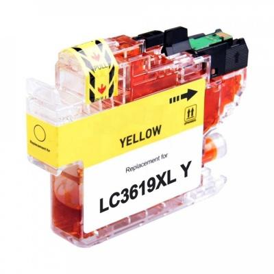 Brother LC-3619XL żółty (yellow) tusz zamiennik